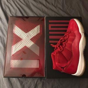 """Air Jordan 11 Retro """"Win like 96"""" size 12"""